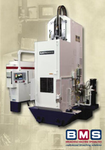 Electro-Mate Broaching Machine from BMS