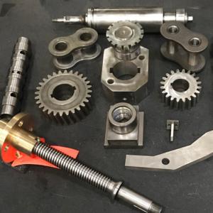 Broaching Parts