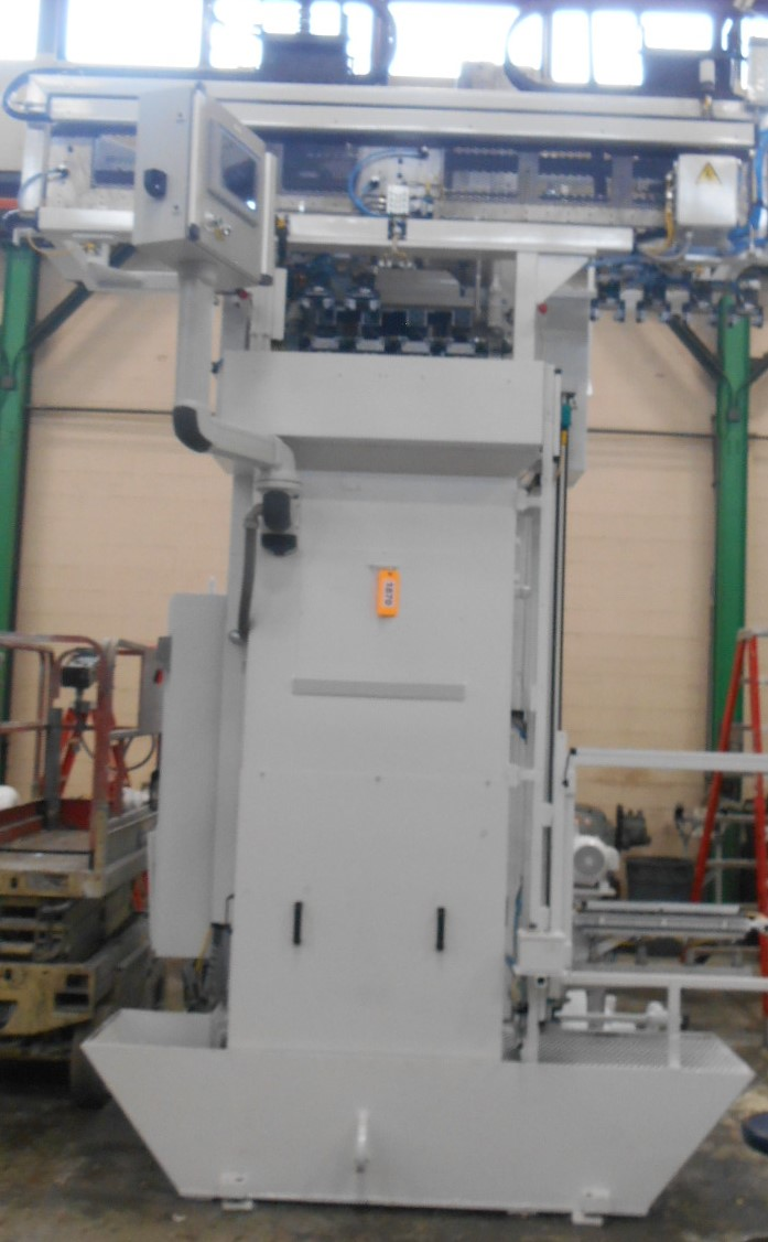 Remanufactured Broaching Machine