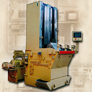 Dual Ram Broaching Machine