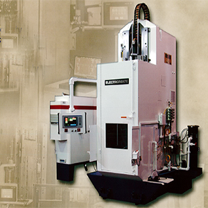 Electro-Mate Broaching Machine