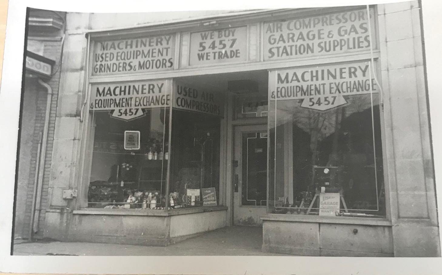 Broaching Machine Specialties History