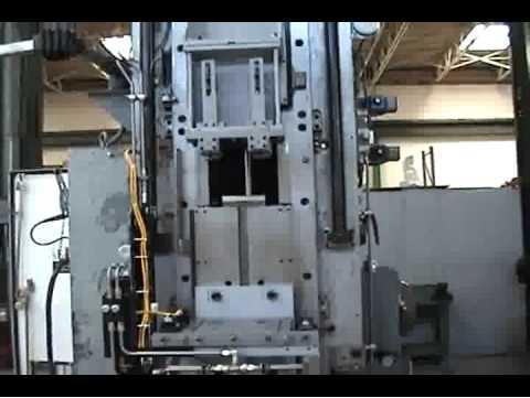 Cell Mate Broaching Machine