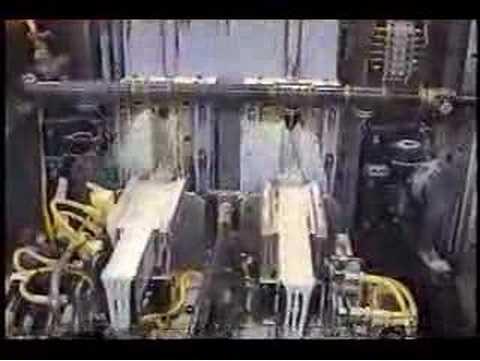Dual Ram Broaching Machine