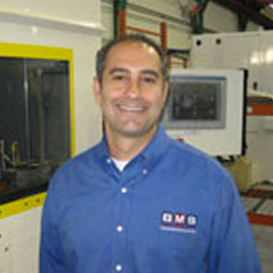 Matt Egrin Broaching Machine Specialist