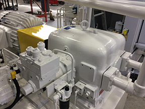 remanufactured oilgear pump