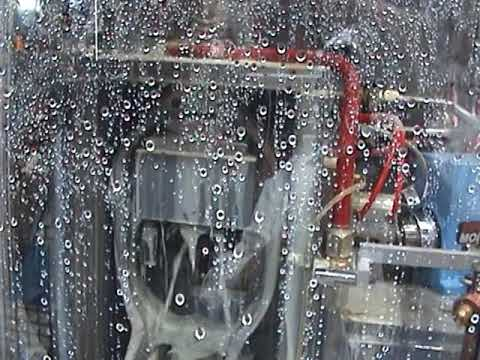 Blind Broaching Machine with Drill Station and Auto Unload for Marine Outdrive Transome